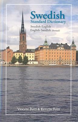 Swedish-English, English-Swedish, Standard Dictionary.