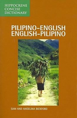 Pilipino-English, English-Pilipino, Concise Dictionary.