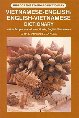 "Vietnamese-English, English-Vietnamese ""Standard"" Dictionary."