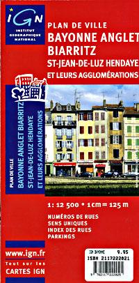 Bayonne, Anglet & Biarritz, France.