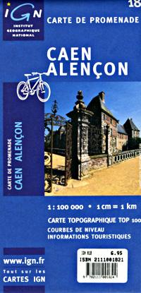 Caen and Alencon Section.