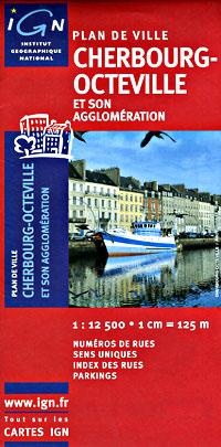 Cherbourg-Octeville, France.