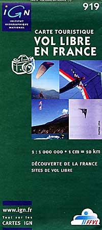 France, Hang Gliding and Para-Sailing.
