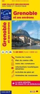 Grenoble & surrounding, France.
