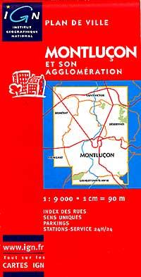 Montlucon, France.