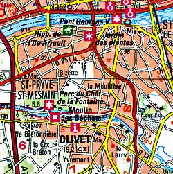 Paris Southwest and Orleans Section.