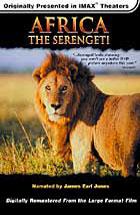 Africa: The Serengeti - Travel Video - Blu-ray DVD.