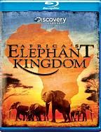 Africa's Elephant Kingdom - Travel Video - Blu-ray DVD.