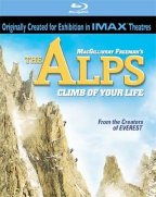Alps - Climb Of Your Life - Travel Video - Blu-ray DVD.