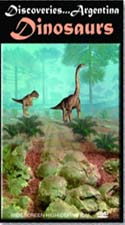 Argentina: Discoveries Dinosaurs - Travel Video.