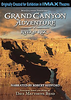 Grand Canyon Adventure: River At Risk - Travel Video - DVD.