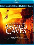 Journey Into Amazing Caves - Travel Video - Blu-ray DVD.