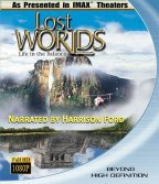 Lost Worlds: Life In The Balance - Travel Video - Blu-ray - DVD.