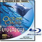 Ocean Oasis - Nature Video - Blu-ray DVD.
