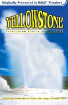 Yellowstone - Travel Video - DVD.
