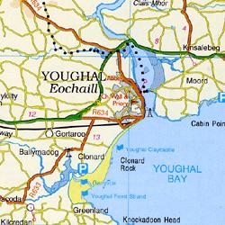 Ireland Tourist Road ATLAS and Gazetteer.