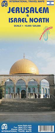 JERUSALEM AND ISRAEL NORTH, Israel.