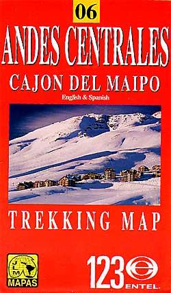 Central Andes & Cajon del Maipo.
