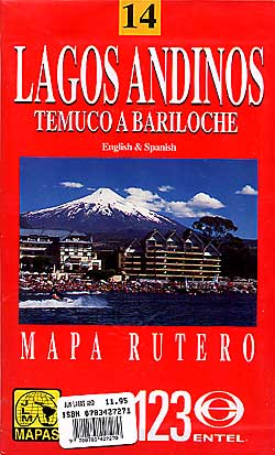 Lagos Andinos (Andean Lakes) - Temuco to Bariloche.