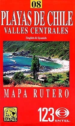 Playas del Chile (Beaches of Chile), Valles Centrales (Central Valleys).