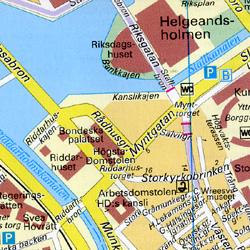 """STOCKHOLM """"Tourist"""", Sweden."""
