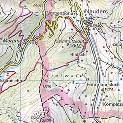 Graubunden (Grisons) Region