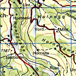 Thunersee Region.