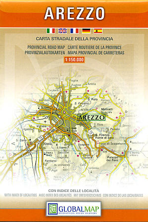 Arezzo Province.