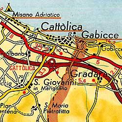 Forli and Cesena Provinces .