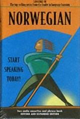 Language/30 ~ Norwegian Audio CD Language Course.
