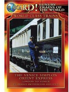 The Venice Simplon Orient Express - Travel Video.
