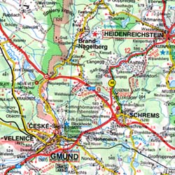 East Bohemia and West Moravia #2.