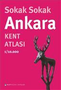 Ankara Street ATLAS, Turkey.