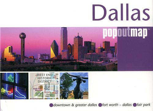 """DALLAS """"Popout"""", Texas, America."""