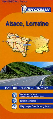 Alsace-Lorraine Region #516.