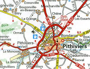 """Paris (""""Ile-de-France"""") Region #514."""
