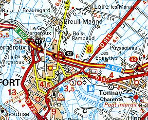 Poitou-Charentes Region #521.