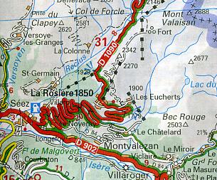 Rhone-Alps Regions #523 .