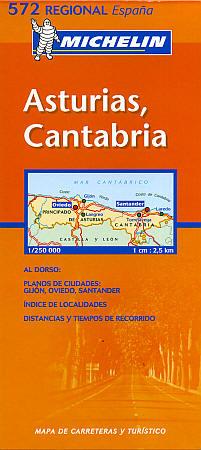 Northern Region - Asturias & Cantabria Region #572.