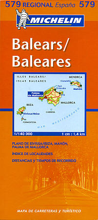 #579 Balearic Islands (including Mallorca, Menorca and Ibiza) #579.