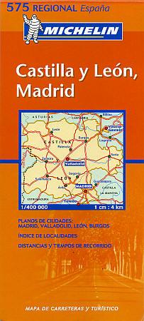 North Lower Central - Castilla & Leon, Valladolid & Salamanca Region #575.
