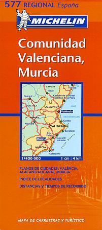 Central Eastern Region - Murcia, Valencia & Alicante Region #577.