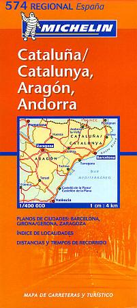 North East - Aragon, Zaragoza and Lerida Region #574.