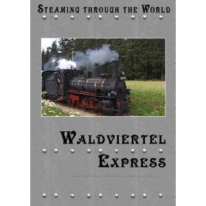 Steaming Through The Austria : Waldviertel Express - Train Video.