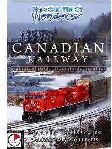 Canadian Railway, Canada - Travel Video.