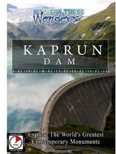 Kaprun Dam Salzburg, Austria - Travel Video.