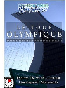 Le Tour Olympique Montreal, Canada - Travel Video.