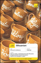 Teach Yourself Lithuanian Audio CD Language Course.