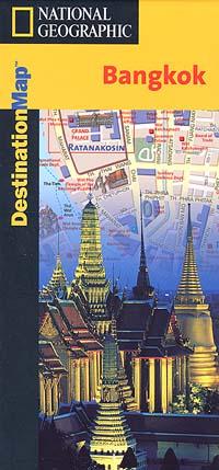 "BANGKOK ""Destination"" Map Thailand."