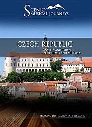 Czech Republic Castles and Towns in Bohemia and Moravia - Travel Video.